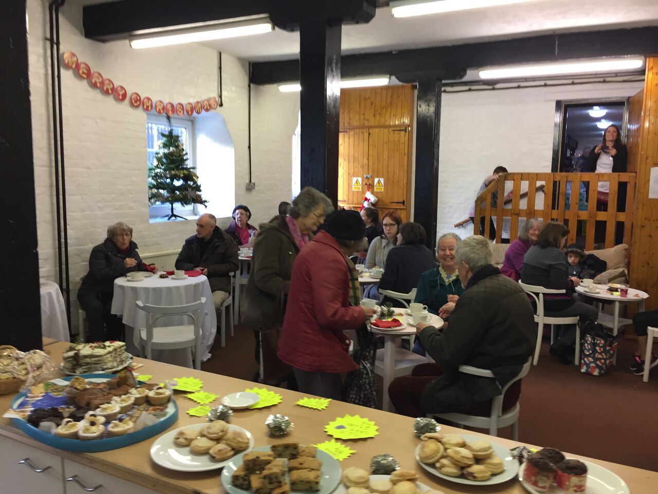 Oast Tea Rooms event