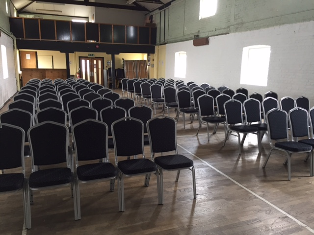 Oast Hall conference seating